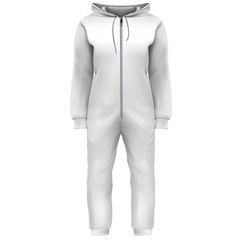 Hooded Jumpsuit (Ladies)