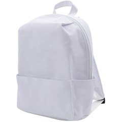 Zip Up Backpack