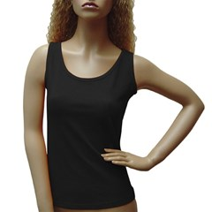 Women s Black Tank Top