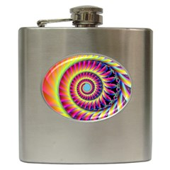 Fractal34 Hip Flask (6 oz) from MallPress.com Wholesale Dropship Stores Front