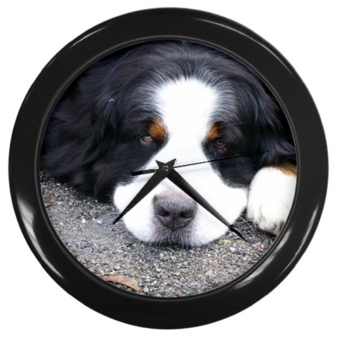 Big Puppy Dog Animal Dogs Pet Lover Wall Clock