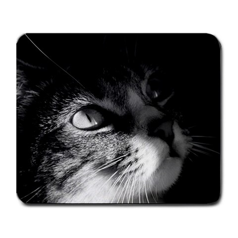 Retro Kitty Cat Animal Lover Mouse Pad Mat Mousepad