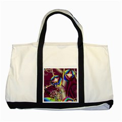 Design 10 Two Tone Tote Bag from MallPress.com Wholesale Dropship Stores Front